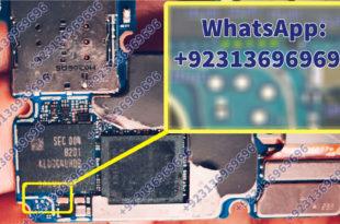 S20 G986B ISP Pinouts Blur